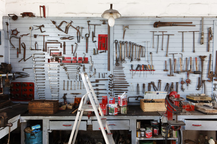 5 Genius Garage Organization Tips For Spring Cleaning