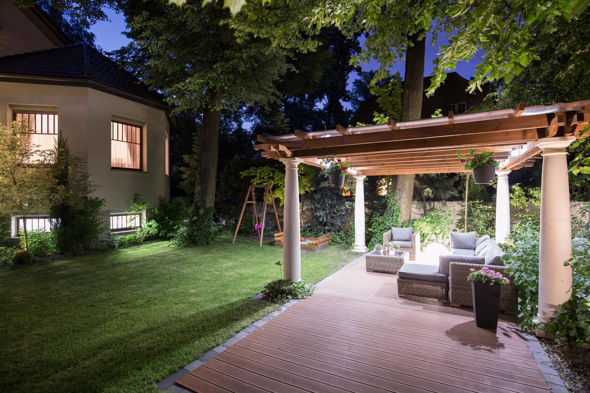 Light Up The Lawn Ultimate Landscape Lighting Design